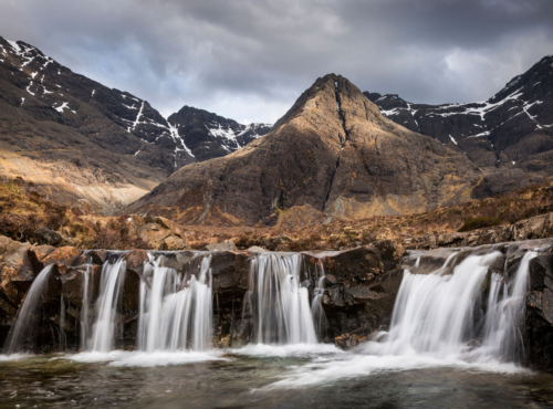 The Fairy Pools, Brian Cathie