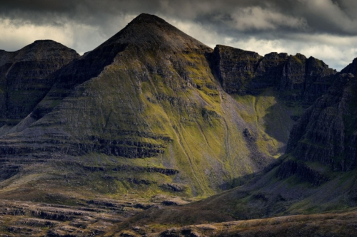 'The Grey One' Liathach, Ian Barnes