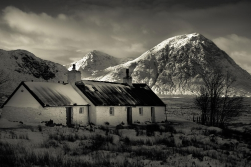 Black Rock Cottage, Tim Hodges