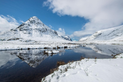 Glen Coe Winter, Tom Clark