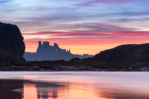 Tantallon Castle, Scott Masterton