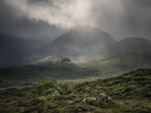 The Black Cuillin, Nick Gallacher