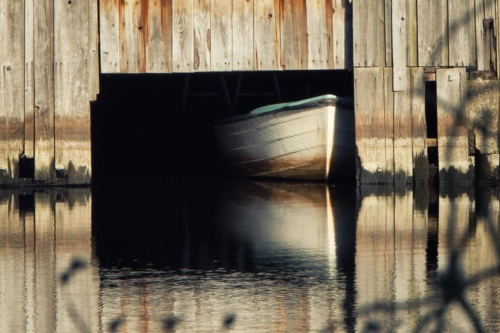 The Boathouse, Andy Clark