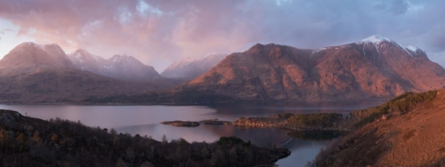 The Last Light On Torridon, Andy Clark